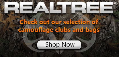 Realtree - Check out our selection of camouflage clubs and bags. Shop Now